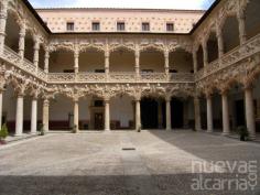 José Amador de los Ríos  y el palacio ducal del Infantado