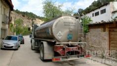 La Diputación dobla el envío de cisternas con agua y de pueblos receptores en julio