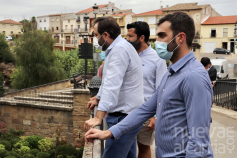 Núñez insta a Page a que se pronuncie en defensa de los alcaldes de Castilla-La Mancha