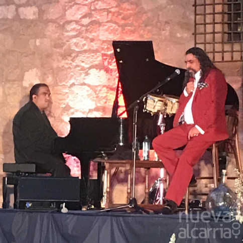 Caprichos Musicales hace su parada en Sigüenza con Diego 'El Cigala' como anfitrión