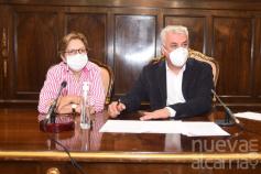 Diputación adjudica la reforma del parque de bomberos de Molina con una inversión de 354.142 euros