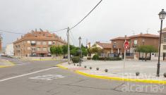El Ayuntamiento de Yunquera elimina el punto negro del cruce del paseo de la Estación