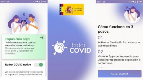Castilla-La Mancha se sumará a la 'app' RadarCOVID