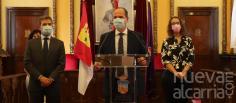 Guadalajara duplica la vigilancia policial y el alcalde señala que los datos son