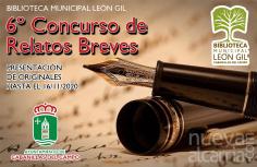 La Biblioteca de Cabanillas convoca la sexta edición de su Concurso de Relatos Breves