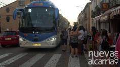 Las mancomunidades del Señorío de Molina reclaman asegurar el futuro del transporte público que les comunica con Madrid y Valencia