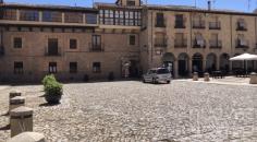 El Ayuntamiento de Sigüenza anuncia el corte temporal de tráfico de la Puerta del Toril