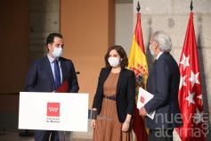 Madrid aplica duras restricciones de movilidad para intentar frenar la pandemia
