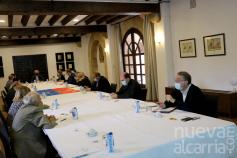 El Consejo Rector para la candidatura de Sigüenza como Patrimonio de la Humanidad celebra su primera reunión
