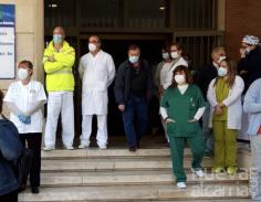 Sindicatos sanitarios se movilización contra la situación de