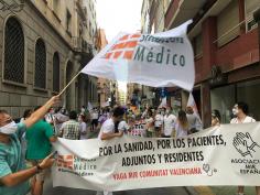 El sindicato médico de CLM suscribe la huelga nacional convocada para el día 27