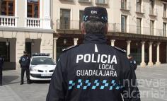 La Policía Local de Guadalajara ha interpuesto 38 denuncias en la última semana