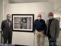 El Centro Cultural de Ibercaja acoge una muestra de fotografías de Antonio Damián Gallego