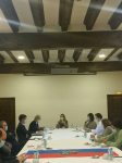 Primera reunión del Consejo Asesor del IX Centenario de Sigüenza