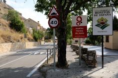 Pastrana estrena mejoras en la seguridad vial de su travesía