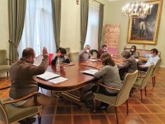 Diputación amplía con Cruz Roja el programa 'Como en Casa a la comarca de Molina