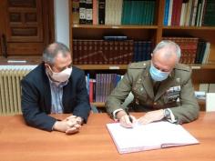 Defensa prorroga la cesión de tres cuadros al Museo de Guadalajara