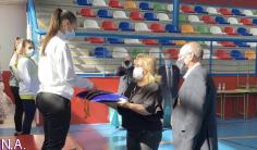 La Liga Nacional de Karate demostró su nivel en Alovera