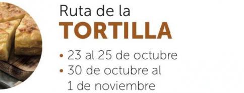 La Ruta de la Tortilla llega este fin de semana a Guadalajara