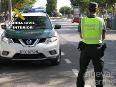 Dos detenidos por robar un comercio de Villanueva y escapar de las autoridades