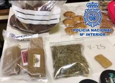 Aumentan un 42% las denuncias por tráfico de drogas en la provincia