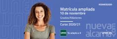 La UNED de Guadalajara amplía su plazo de matrícula hasta el 10 de noviembre