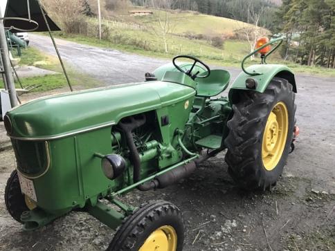 Objetivo: prevenir los accidentes por el vuelco del tractor