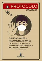 Protocolo COVID19 en actividades cinegéticas