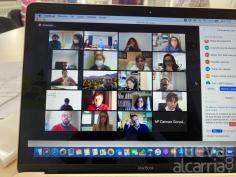 Técnicos de los Grupos de Acción Local participaron en la jornada formativa online organizada por RECAMDER