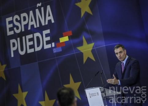 Sánchez anuncia que el martes se aprobará la estrategia de vacunación en el Consejo de Ministros