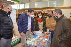 Pedro Gallardo defiende en Guadalajara la misma trazabilidad para los productos de fuera que la que exigen en Europa