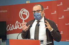 El PSOE recuerda que Guadalajara tendrá dos grandes programas de inversión: Zorita y los Ribereños