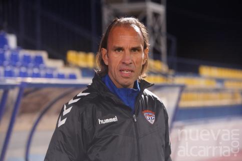 El Deportivo Guadalajara ficha a Gonzalo Ónega Sobrino como nuevo entrenador y prescinde del `Mono´ Navarro Montoya