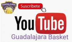 El Lujisa Guadalajara Basket retrnasmitirá sus partidos a través de su canal de You Tube