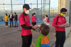 Azuqueca retoma la actividad de las Escuelas Deportivas
