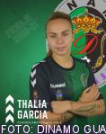 Thalía García, nuevo fichaje del Dínamo
