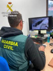 Detenido como presunto autor de 12 delitos de robo en Pioz