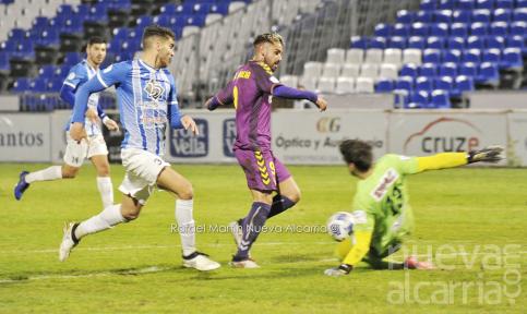 Gonzalo Ónega se estrena al frente del Depor con un gran triunfo ante el líder (2-0)