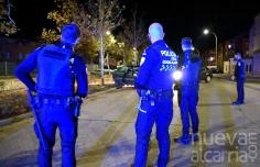La Policía Local desmantela una fiesta con una veintena de personas