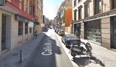 La calle Miguel Fluiters, estará cerrada al trafico este miércoles por la instalación de decoración navideña