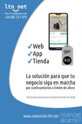 Los comercios del Mercado de Abastos se unen en una plataforma de venta online
