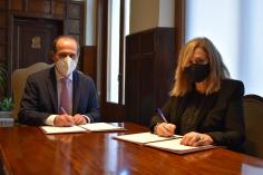 Ayuntamiento de Guadalajara se compromete con la Asociación de la Prensa a luchar contra el intrusismo en la profesión