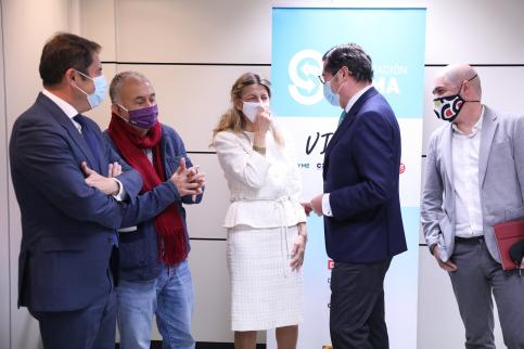 Gobierno, sindicatos y empresarios, a las puertas de una nueva negociación para prorrogar los ERTE