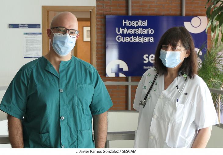 La generosidad hace posible siete donaciones de órganos en 2020 en el Hospital | NuevaAlcarria - Guadalajara