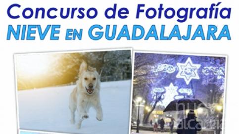 Ya estamos recibiendo fotos para participar en nuestro concurso Nieve en Guadalajara