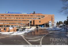 El Hospital Universitario de Guadalajara mantiene su actividad programada en quirófanos, pruebas y consultas