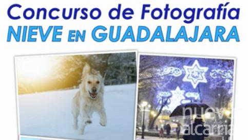 Ya tenemos más de 1.500 fotografías de Guadalajara nevada, mándanos la tuya y llévate una de nuestras seis tablet