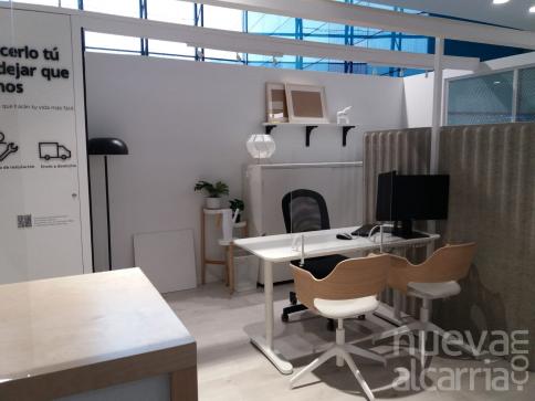 Ikea Diseña abre sus puertas mañana en el Ferial Plaza