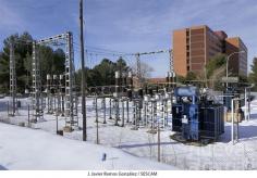 Transcurre sin incidencias el cambio de suministro eléctrico del Hospital de Guadalajara
