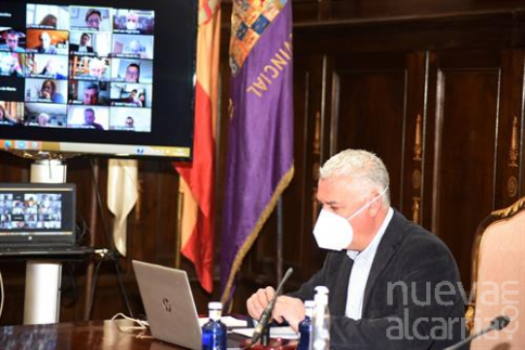 Diputación reclama al Gobierno central ayudas